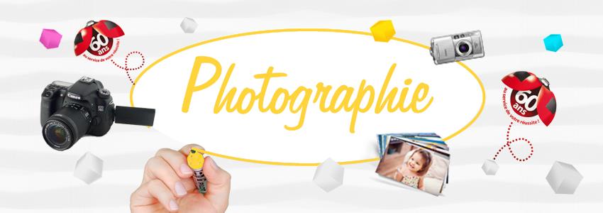 photographie texte